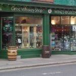 Irish Whiskey Trail Celtic Whiskey Shop